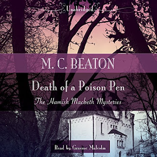 Review of Death of a Poison Pen by M. C. Beaton