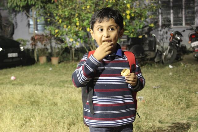 Sourajit Saha's Nephew Rick 21