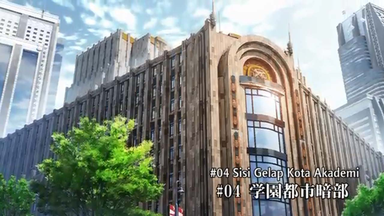 Toaru Majutsu No Index III Episode 4 Subtitle Indonesia