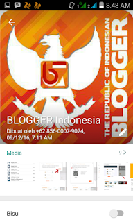 grup Whatapp BLOGGER Indonesia