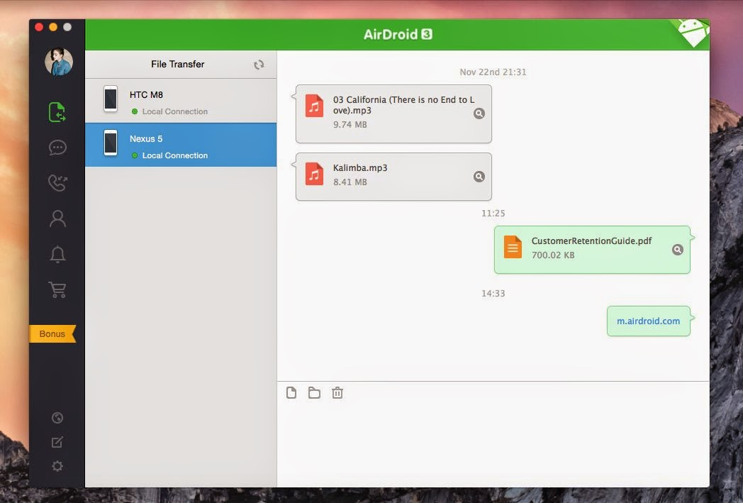AirDroid launches new Windows and Mac clients, updates Android app