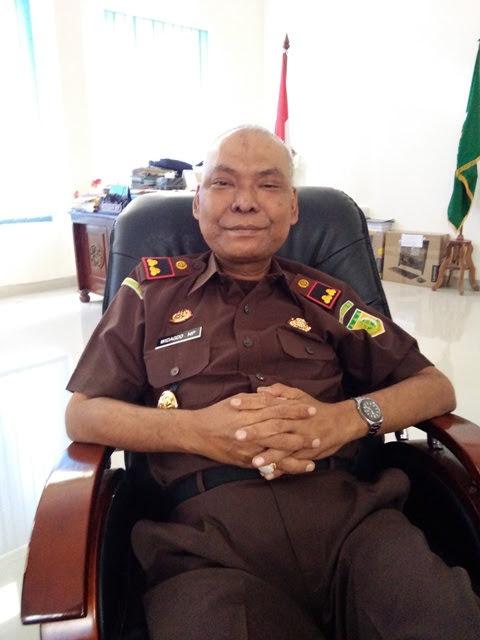 Kepala Kejaksaan Negeri (Kajari) Raba Bima, Widagdo Mulyono Petrus, SH, MH