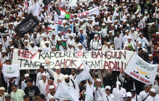 Desak Pasal Penistaan Agama Dihapus, Mau Pakai Hukum Jalanan?