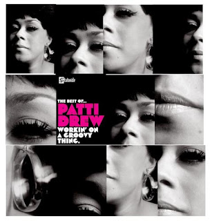 "Patti Drew - Tell Him (1967) From ""Workin' On A Groovy Thing....The Best Of"" album"