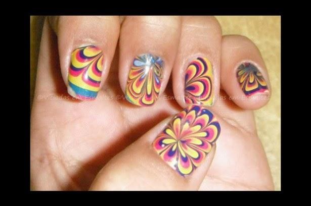 decoracion de uñas y pintados para  uñas decoradas