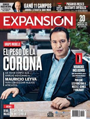 Revista Expansión México 15 Septiembre 2017