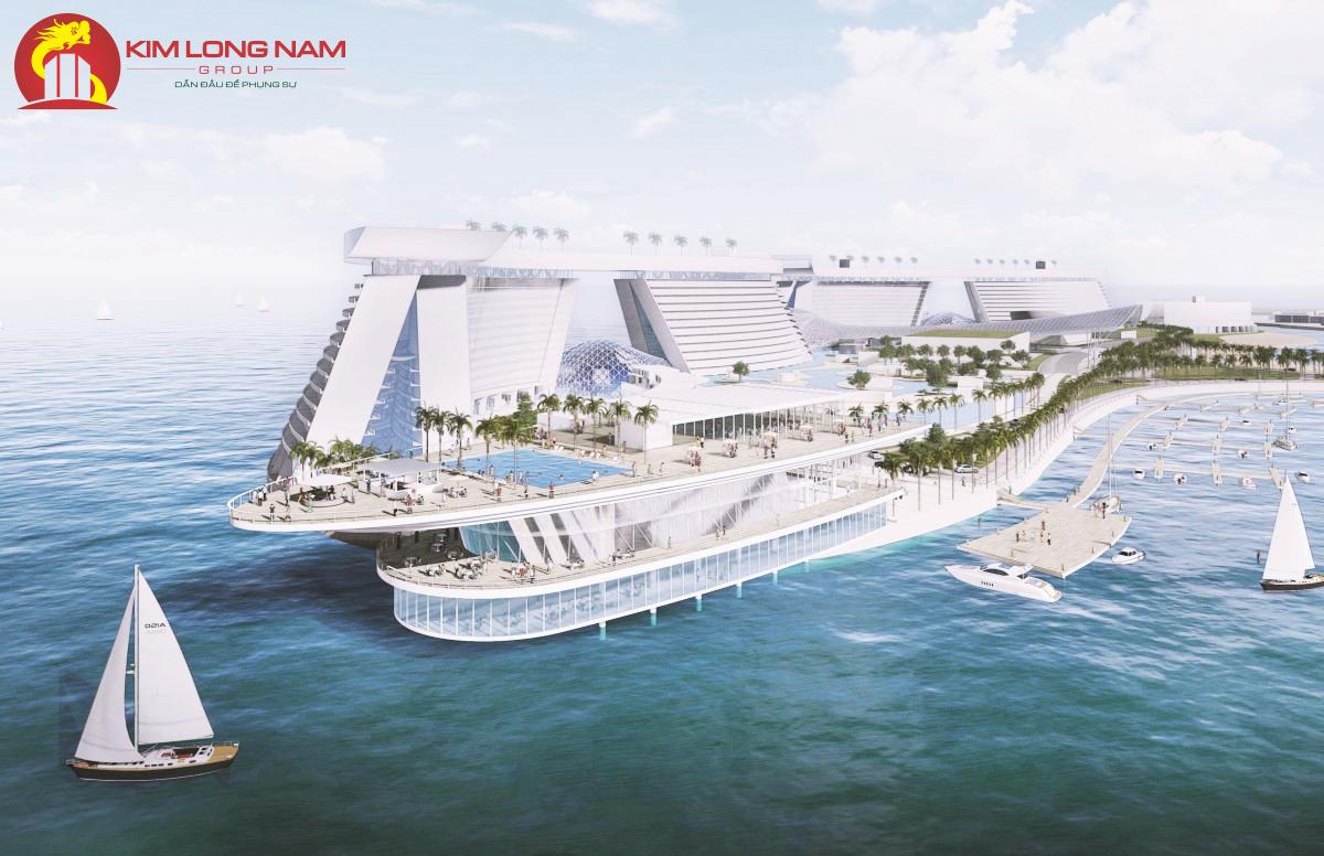 Tiện ích sống hoàn hảo của Kim Long Ocean Đà Nẵng