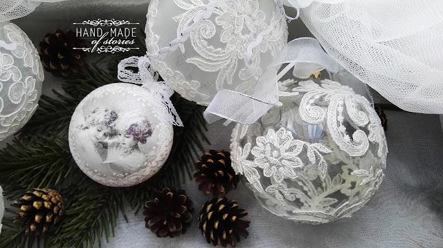 Koronki, koroneczki i święta Bożego Narodzenia
