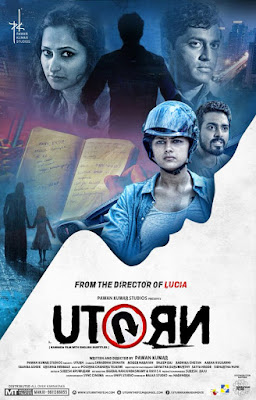 U Turn Kannada Movie Poster