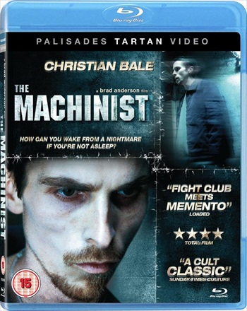 The Machinist 2004 Dual Audio Hindi Bluray Movie Download