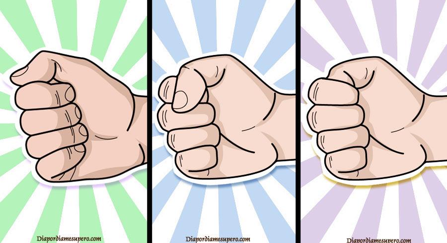 El test del antiguo Samurái revela tu verdadera personalidad por la forma en que aprietas el puño