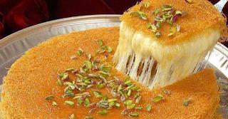 Συνταγή για Κανταΐφι Κιουνεφέ