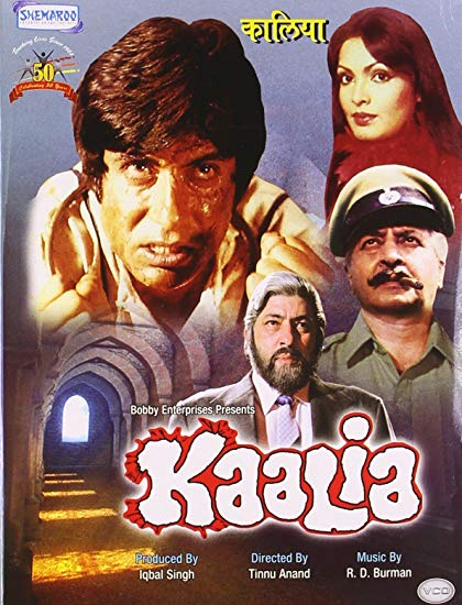 Kaalia 1981 Hindi Movie 720p HDRip 1.4GB ESubs