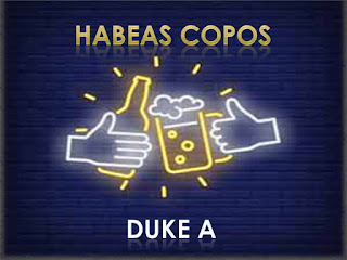 Duke A - Habeas Copos (Secret Records 2019)