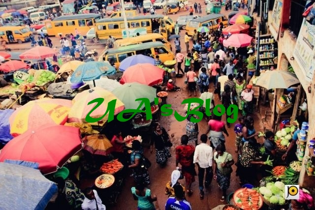 Traders Flee In Terror As Fetish Objects Take Over Asaba Market