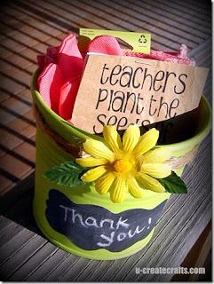 gardening teacher gift for teacher appreciation