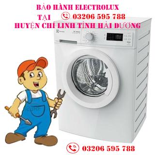 Bảo hành Electrolux tại Chí Linh Hải Dương