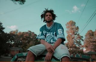 Stream J. Cole's Fifth Album 'KOD' Released On 2018