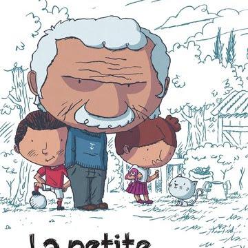 La petite famille de Loïc Dauvillier, Marc Lizano et Jean Jacques Rouget