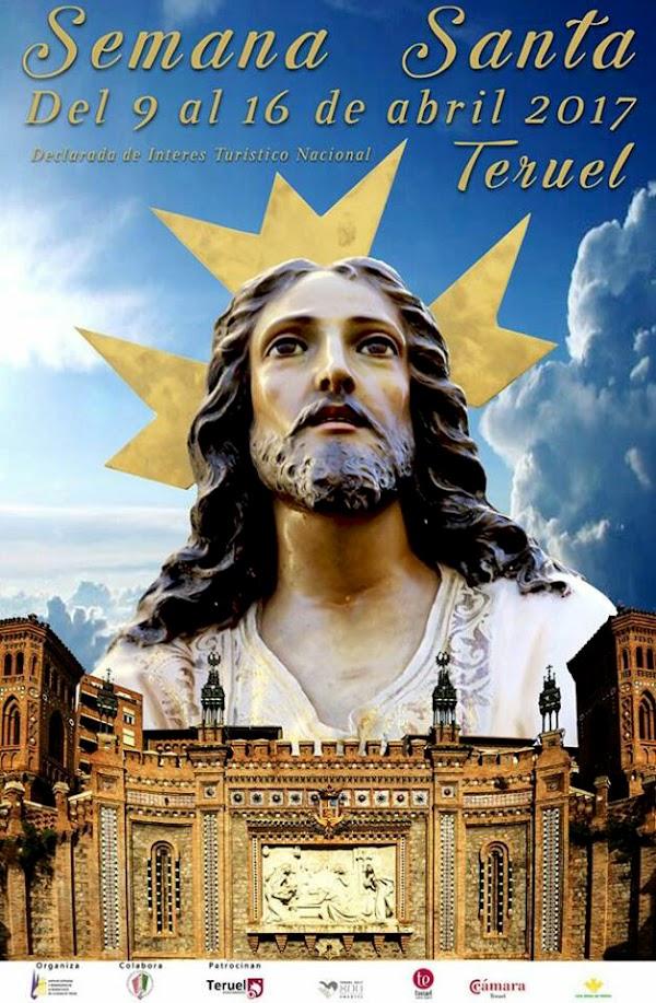 Horarios e Itinerarios Semana Santa Teruel 2017