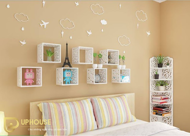 Trang trí phòng ngủ theo phong cách Hàn Quốc 09