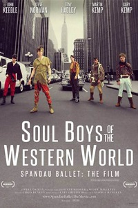 Poster Soul Boys of the Western World