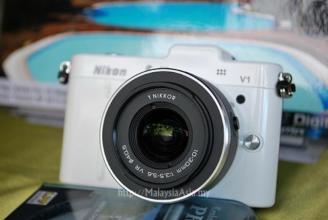 Malaysia Nikon Mirrorless Camera