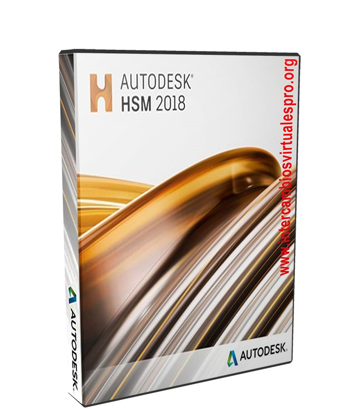 Autodesk HSM Products 2018.0.1a Ultimate poster box cover
