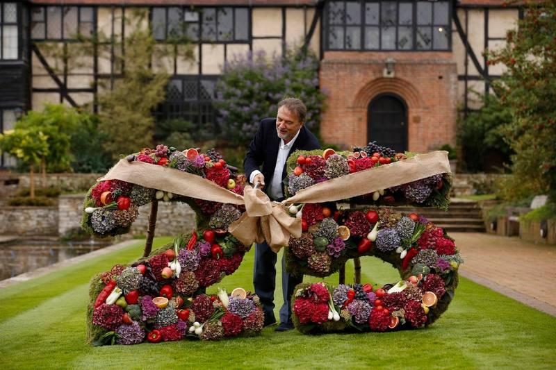 RHS Garden Wisley Flower Show 2017