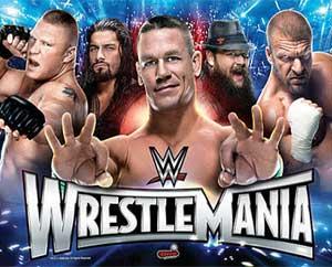 WWE Wrestlemania 32 Results 2016