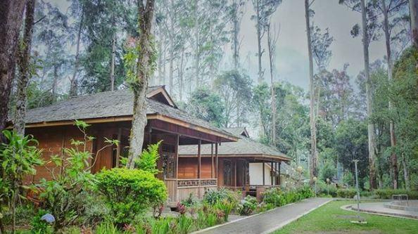 Cimanggu Cottage Ciwidey Bandung