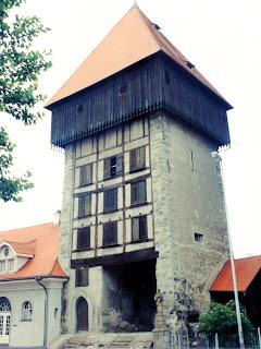 Rheintorturm; Torre; Puerta; Tower; Konstanz; Constanza; Baden-Württemberg