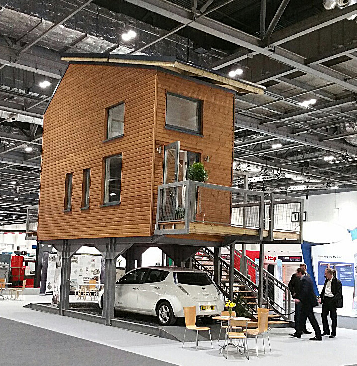 Tiny House Town The Zedpods By Zedfactory