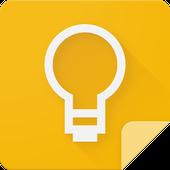 تطبيق جوجل كيب Google Keep للملاحظات والقوائم مجانا