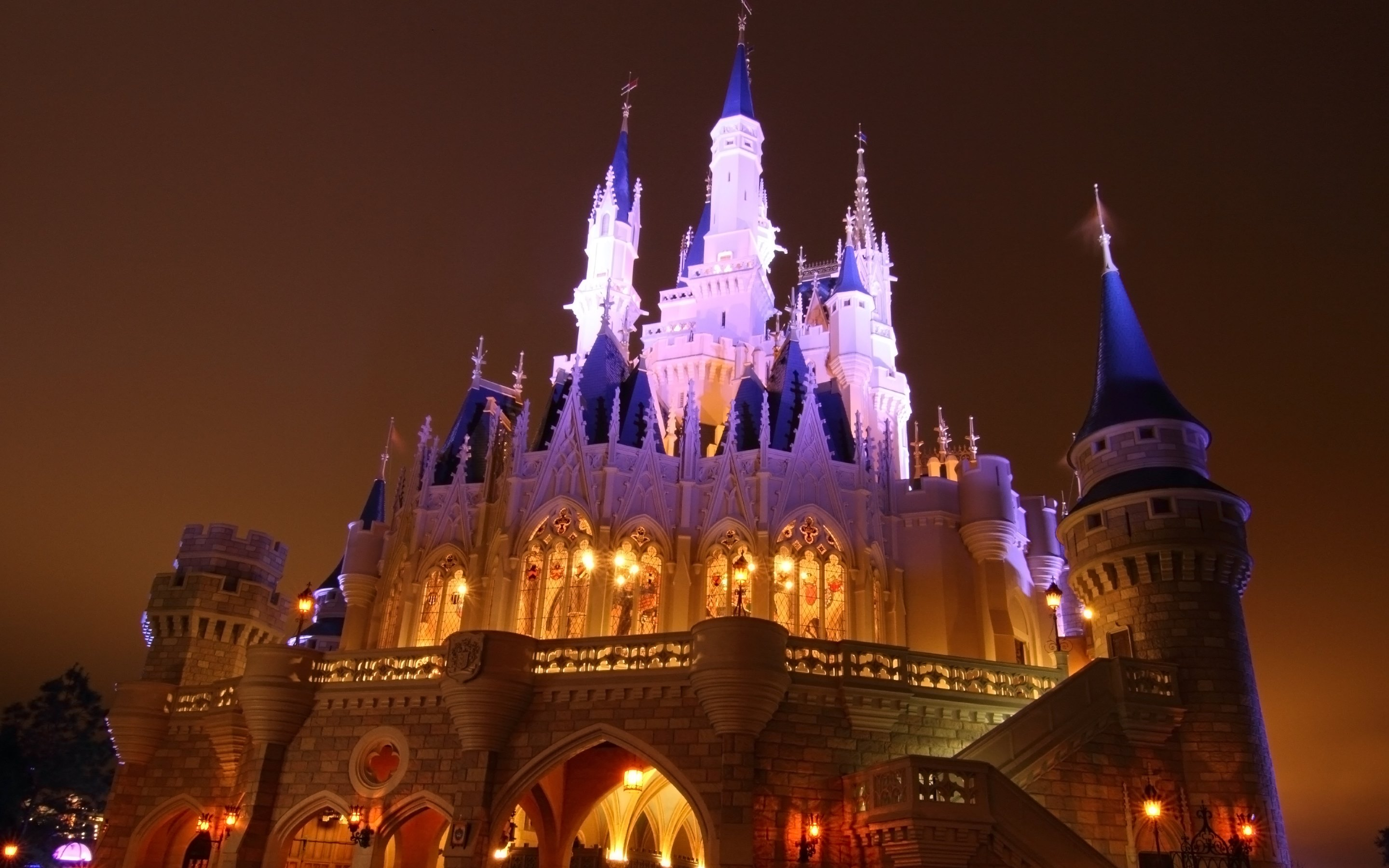 cinderella castle widescreen wallpaper - photo #35