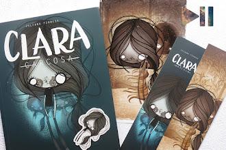 Sexta Geek: Clara Carcosa, de Juliana Fiorese