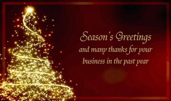 Christmas Quotes For Business And Clients: Popular Business Christmas Cards