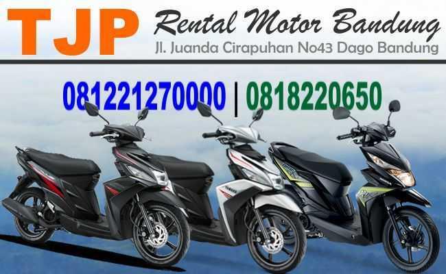 Sewa Rental motor dekat Hotel Nalendra