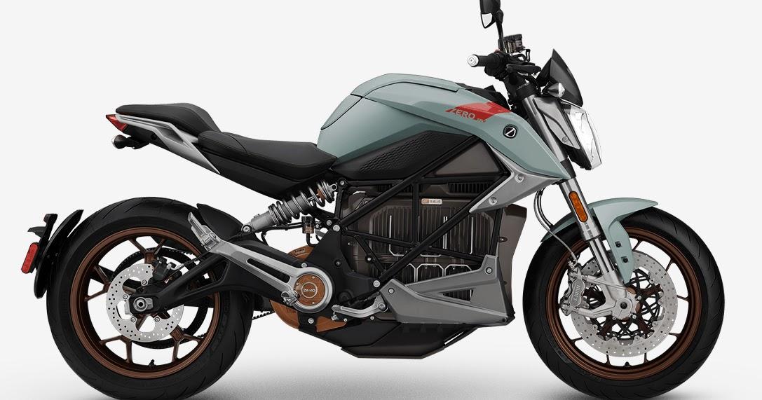 2020 Zero Motorcycles SR/F Electric Street Fighter ...