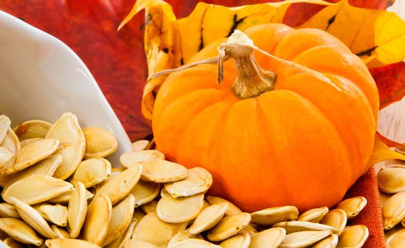 Here's our foolproof guide to saving pumpkin seeds.