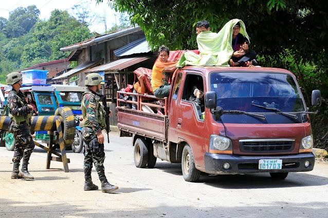 Masowa ewakuacja