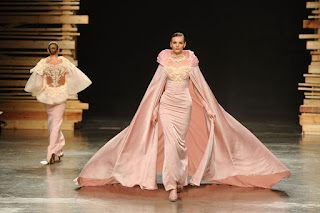 Ezra Santos, The Maria Clara gowns, Wedding couture, Dubai couture, Fashion Forward Dubai, Season 5, FFWDXB, Luxury Pret, Couture Designer, Manila, Traditional Gown, Fashion, Fashion in Dubai, Fashion Blogger in Dubai, red alice rao