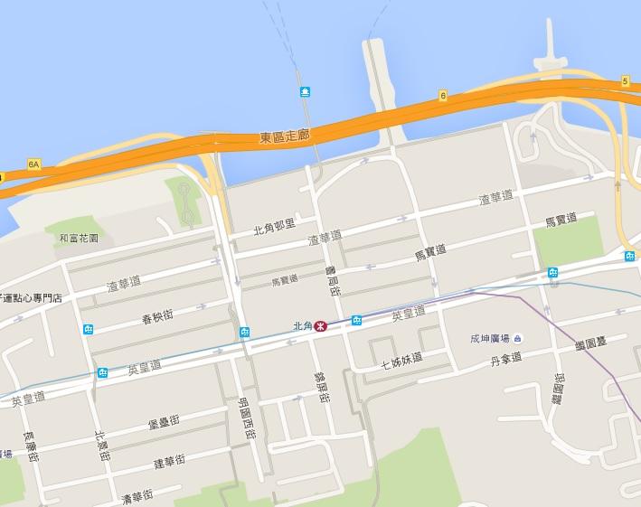 加加一: Google Map 的港鐵站出口「被消失」