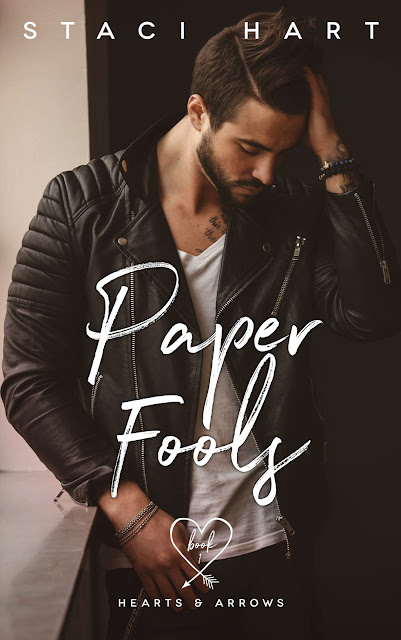 [PreOrder] PAPER FOOLS by Staci Hart @imaquirkybird @jennw23
