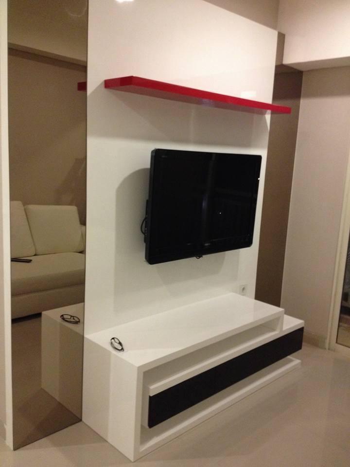 CV TRIDAYA INTERIOR 10 Design Interior Apartemen Studio Minimalis