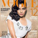 Kangna Ranaut photo shoot for Vogue 2014 jan