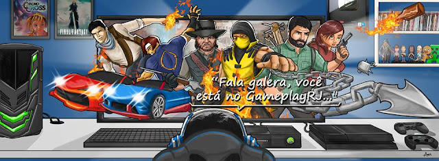 GameplayRJ- Davi Jones