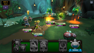 The dreaded Queen has awoken and with her BattleHand v1.1.3 Android MOD APK