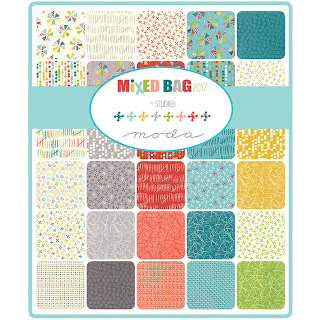 Moda Mixed Bag 2017 Fabric by Studio M for Moda Fabrics