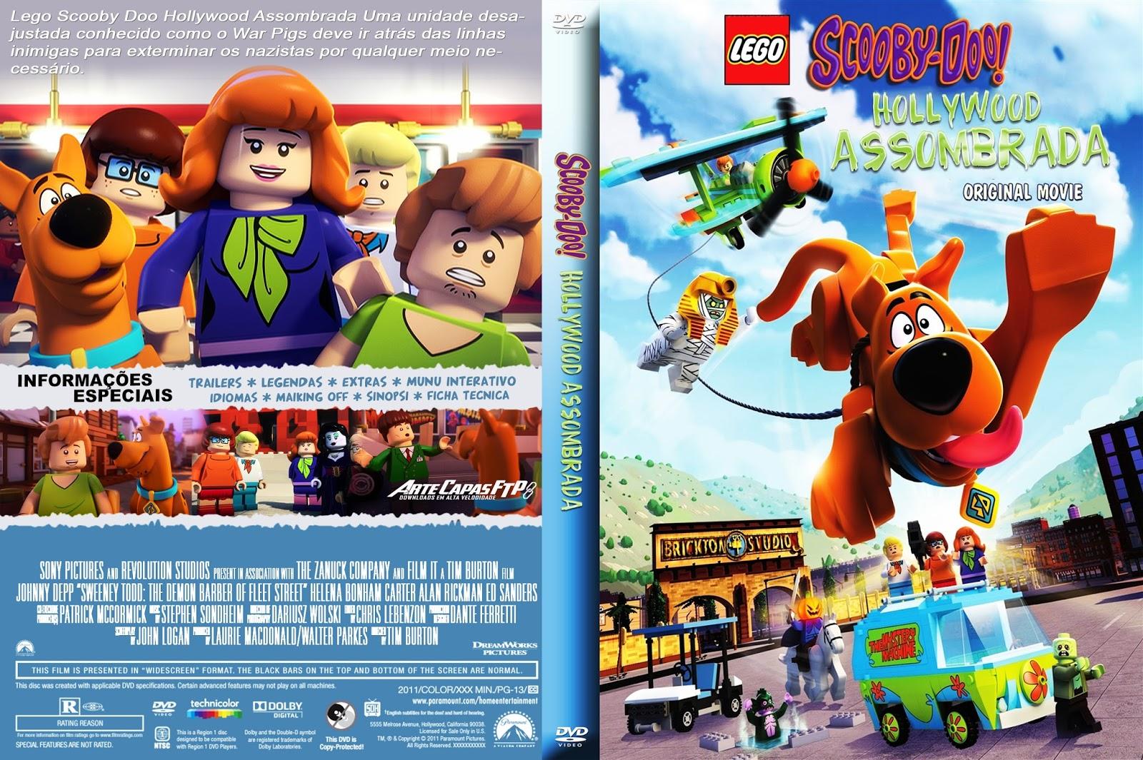 Lego Scooby-Doo Hollywood Assombrada BDRip XviD Dual Áudio Lego 2BScooby Doo 2BHollywood 2BAssombrada 2B  2BXANDAODOWNLOAD